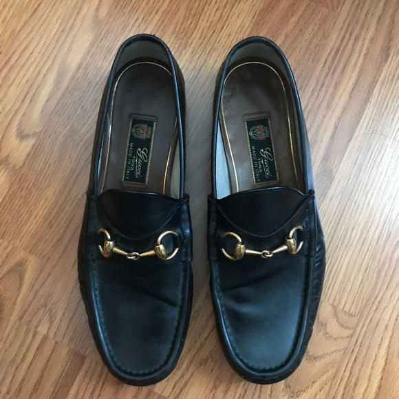 a76ef2a10 Gucci Shoes   Authentic 1953 Horsebit Leather Loafer 7   Poshmark